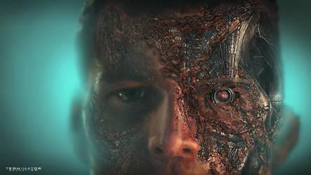 Marcus Terminator  Concept Art
