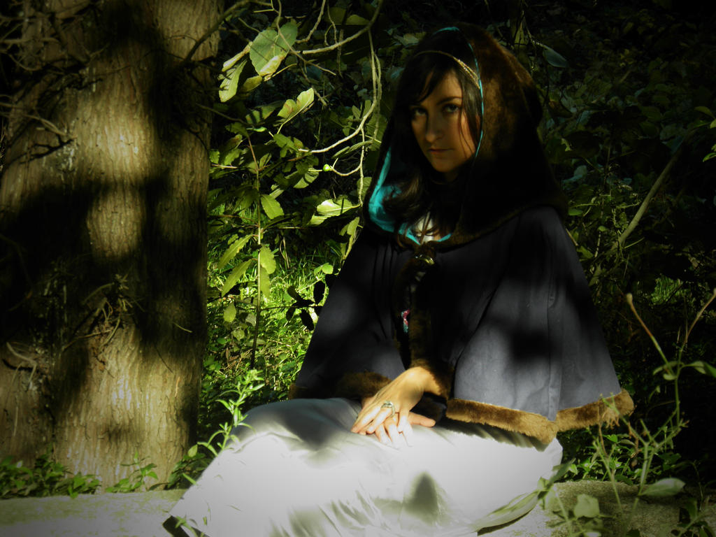 stock aes sedai wisdom look by Angiepureheart