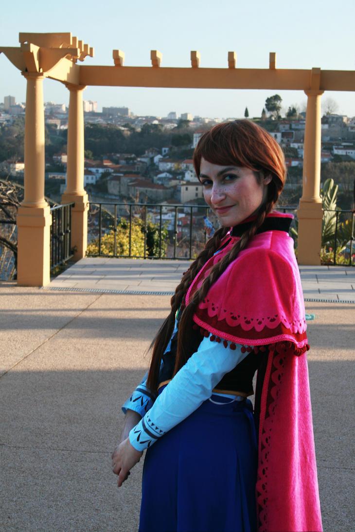Anna shoot by Angiepureheart