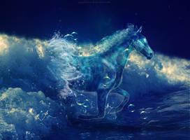 Elemental Water by peachesrox