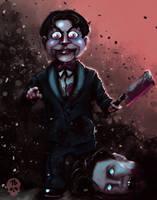 Ventriloquist's worst nightmare