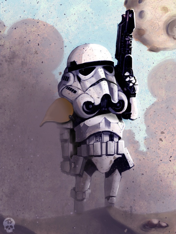 Stormtrooper (Star Wars) by Rujo86