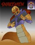 XCOM: Snakemen