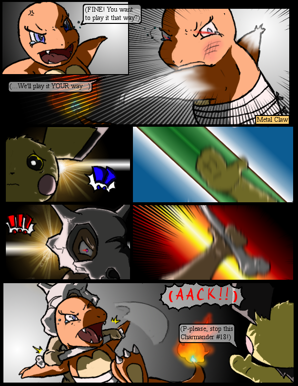 Mysterious - Pmd Dungeons 20 Page Comics Pokemon