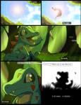 Pokemon Beta - Page 1 REDRAW