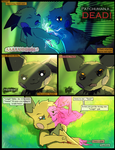 He has a plan (Pokemon: Break! - Contest Entry) by SpeedBoostTorchic