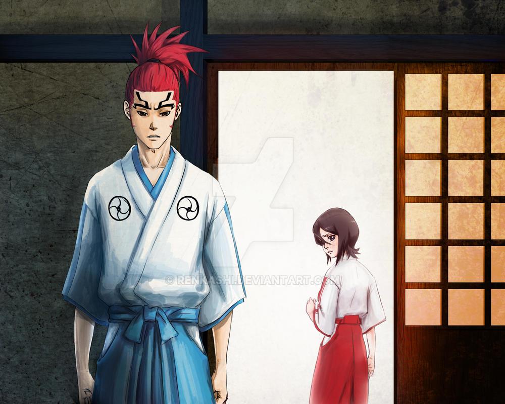 Silent Farewell by Renkashi