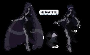 (PRIZE 1) - Hematite