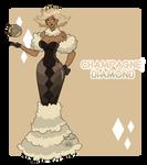[CLOSED] - Gem Adoptables - Champagne Diamond