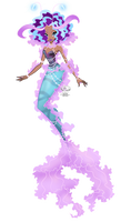 [OPEN] - Neriwen, the Violet Melody ADOPT low by FlareViper