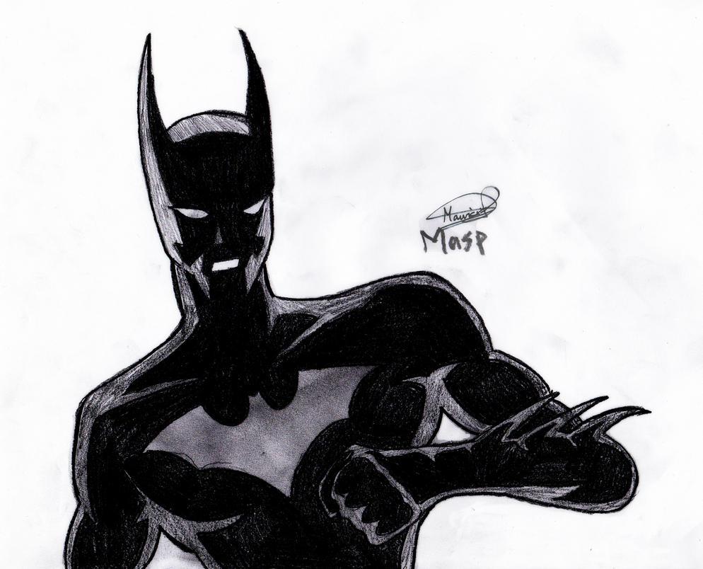 Batman Beyond by maspykun on DeviantArt