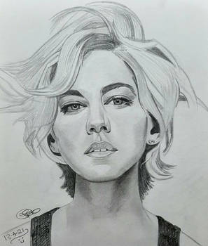 Freehand Analeigh Tipton Sketch