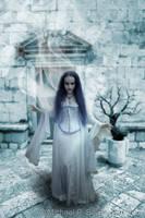 An Amaranthine Apparition by Atratus