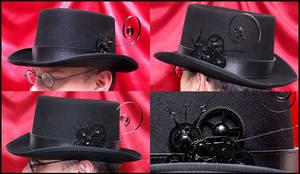 Gothic Anachronaut's Top Hat