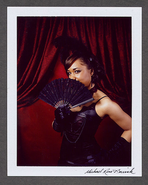 Polaroid - Gaby No. 2 by Atratus