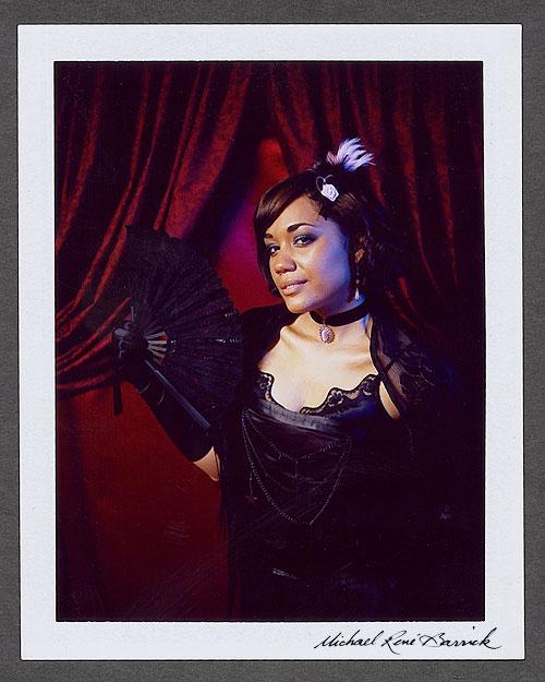 Polaroid - Gaby No. 3 by Atratus