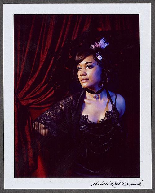 Polaroid - Gaby No. 7 by Atratus