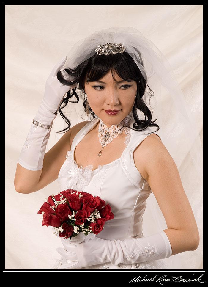 PVC Bride