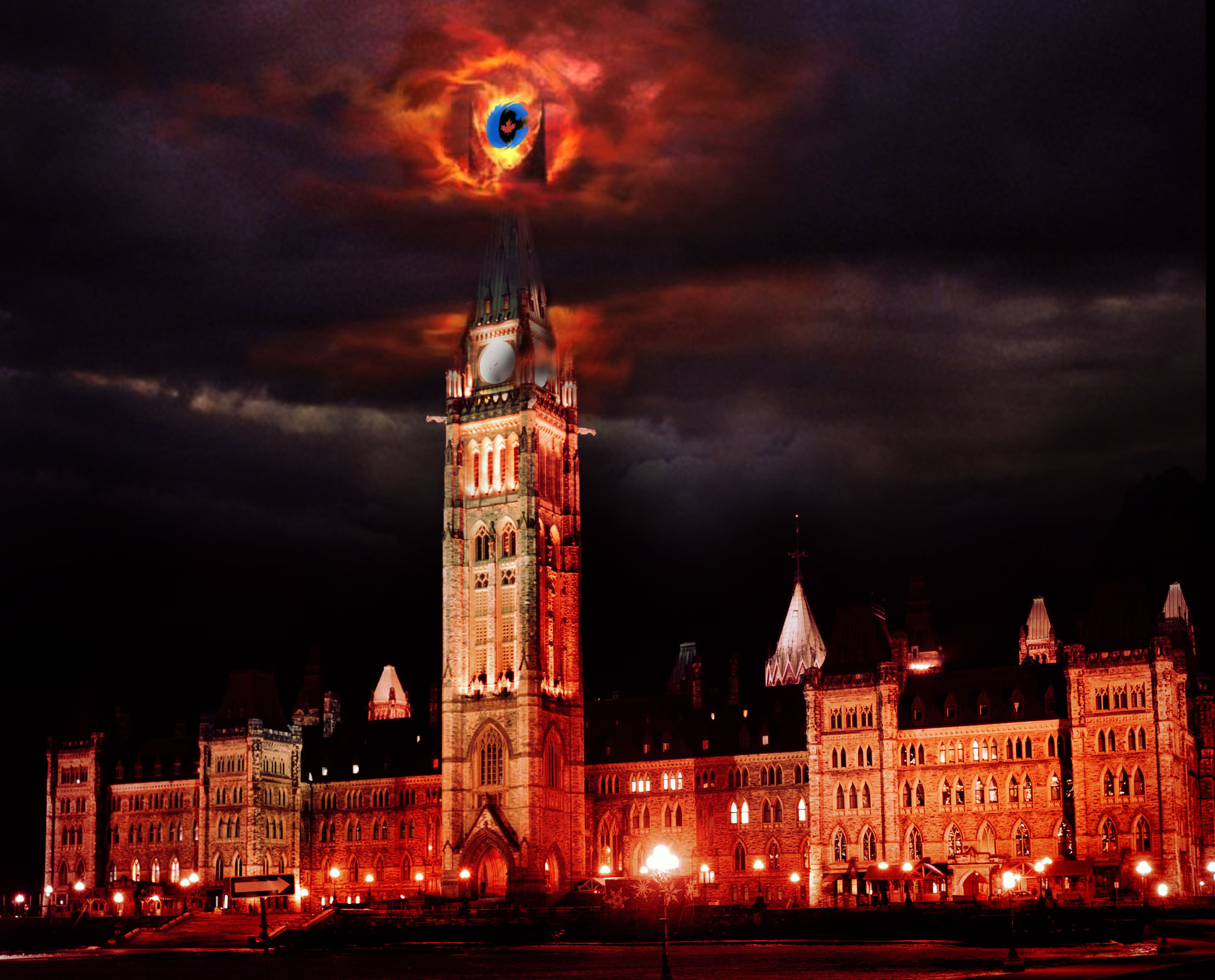 Harper Government