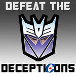 Defeat the Decepticons