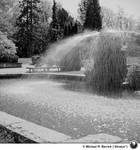 Library Garden Fountain APNG