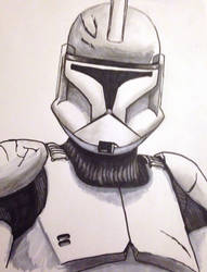 Clone Trooper: Phase 1 by aTmGuy1536