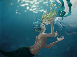 Merman prince by jatblack