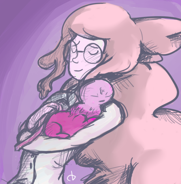 Maternal Instincts by cheeseblade