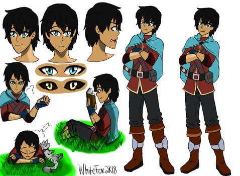The Dragon Prince OC: Itzel