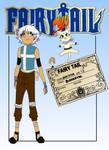 Fairy Tail OCS: Nagisa and Ira