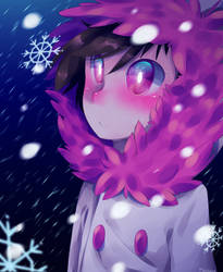 First snow by madichams