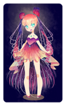 Jellyfish Witch [CLOSED Adopt Auction]