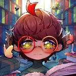 [C] Magical Library