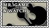 |Super Smash Bros. Ultimate - Mr. G'n'W Stamp by mef42