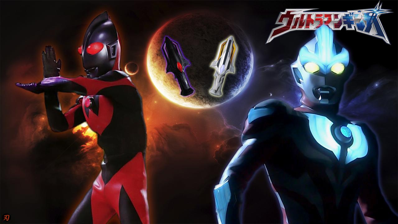 Ultraman ginga sub indonesia film