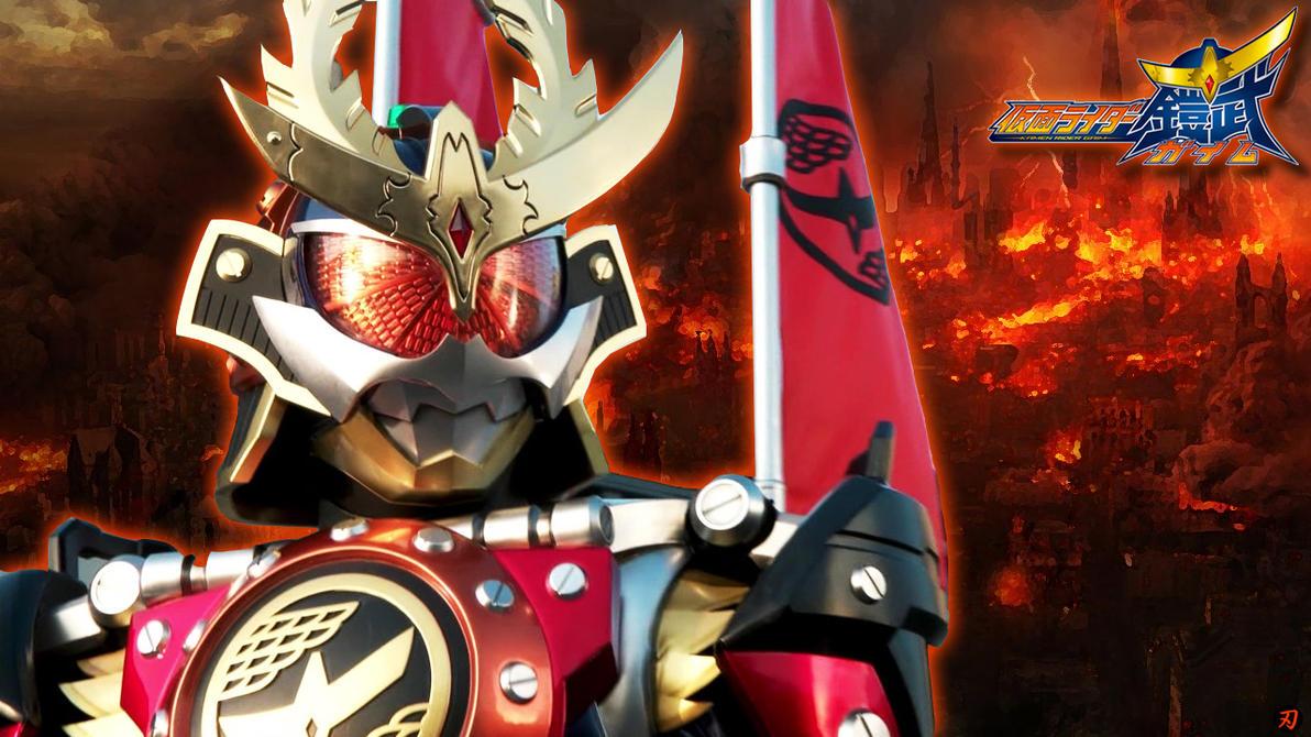 Kamen Rider Gaim - Kac...