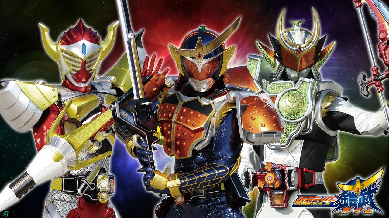 Kamen Rider Gaim  Baro...