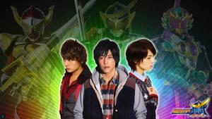 Kamen Rider Gaim, Baron, Ryugen