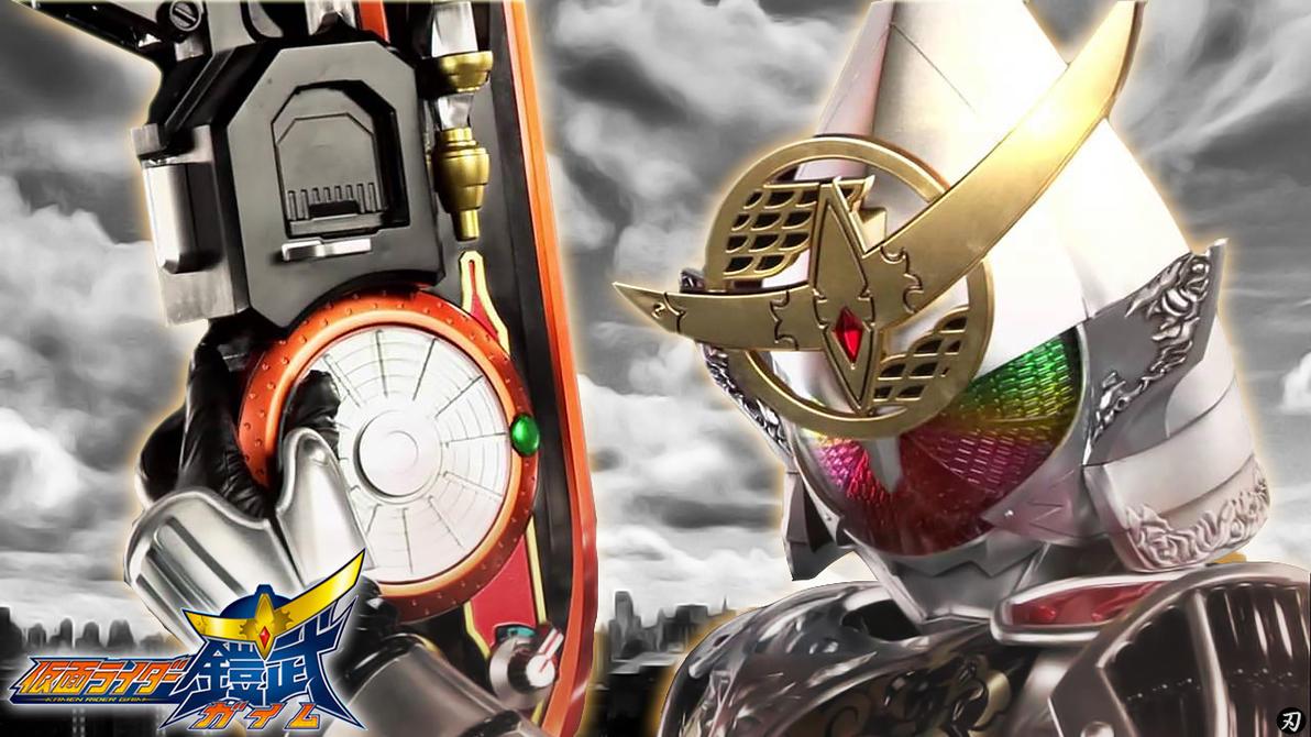 Kamen Rider Gaim - Kiw...