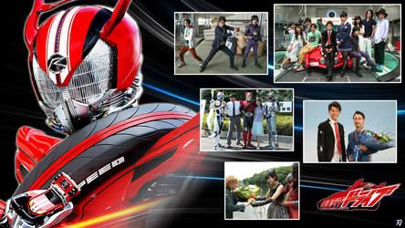 Kamen Rider Drive Finale by Yaiba1