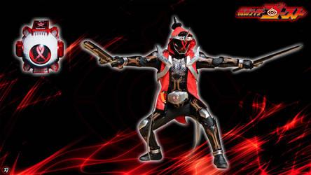 Kamen Rider Ghost - Musashi by Yaiba1