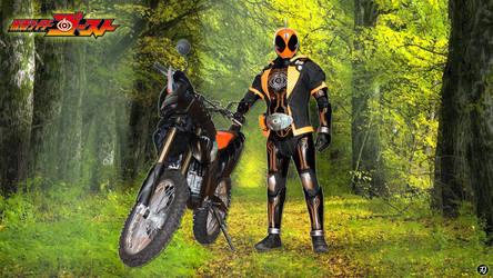 Kamen Rider Ghost by Yaiba1