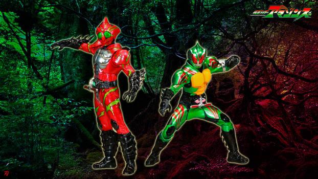 Kamen Rider Amazons - Alpha and Omega