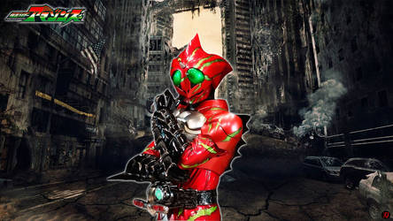 Kamen Rider Amazons - Alpha
