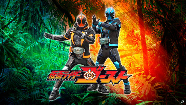 Kamen Rider Ghost and Specter