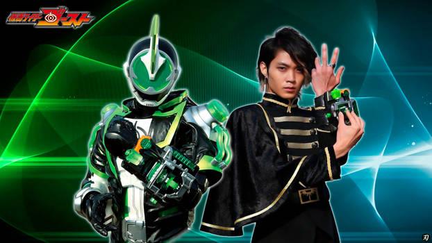 Kamen Rider Necrom