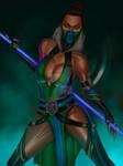 Jade - Lin Kuei Grandmaster of Edenia