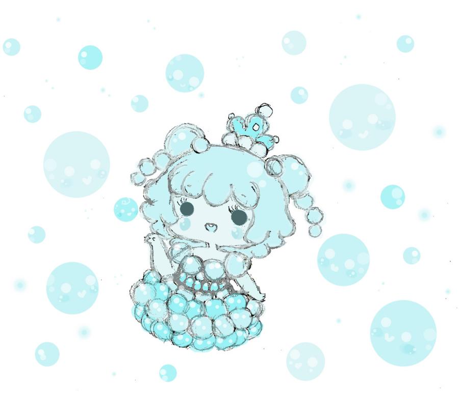 Bubble Princess Bubbalina by Ask-MusicPrincess3rd