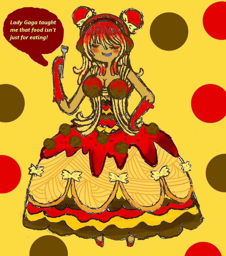 Pa-pa-Pasta, Roma Toe-May-Tah, Garlic! by Ask-MusicPrincess3rd