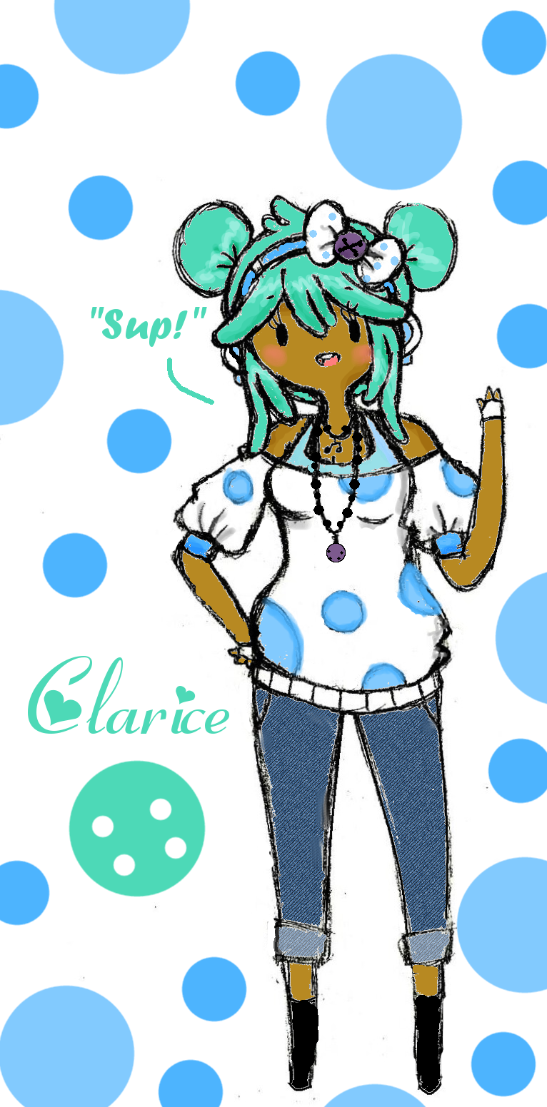 Older Clarice by Ask-MusicPrincess3rd
